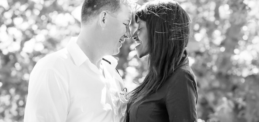 LEBO AND CHRIS: ENGAGEMENT SHOOT
