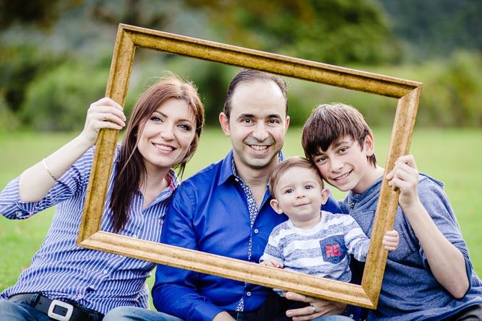 A KIRSTENBOSCH FAMILY SHOOT
